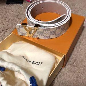 Louis Vuitton Accessories - Authentic Louis Vuitton belt